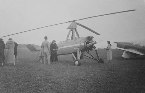 A total of 148 Cierva C.30 Autogyros were built for both civil and military use and was one of the first successful rotary winged aircraft.